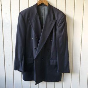 Hugo Boss Loro Piana Saks 5th Ave Zeus Suit Jacket